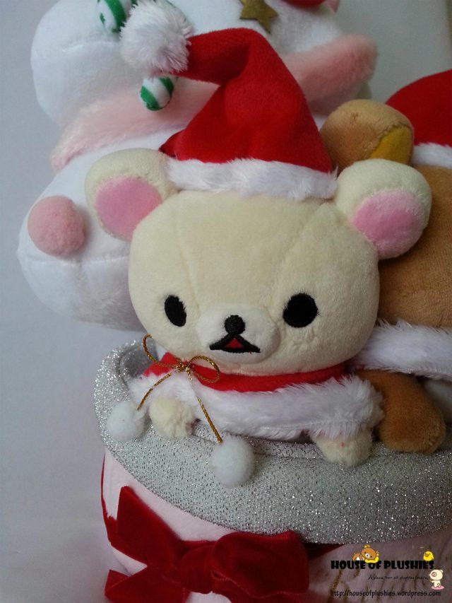 San-X Rilakkuma Christmas Special 2014 - Kori