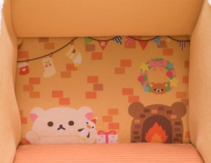 San-X Rilakkuma Christmas House Special 2015_g
